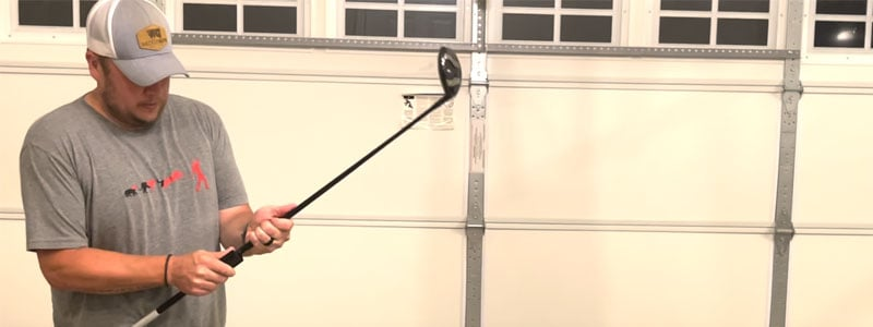What To Do If A Grip Gets Stuck While Regripping Golf Clubs